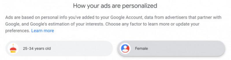 preferinte google meniu
