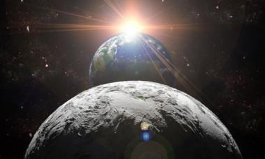"""Pamantul are o noua """"mini-Luna""""! Acum cat timp a aparut in orbita planetei noastre"""