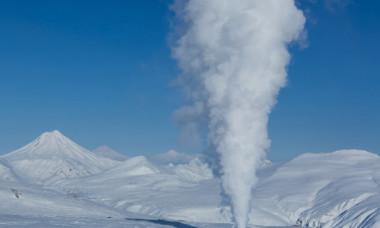 "Un meteorolog a surprins ""vulcani de gheata""! Ce cauzeaza fenomenul inedit"