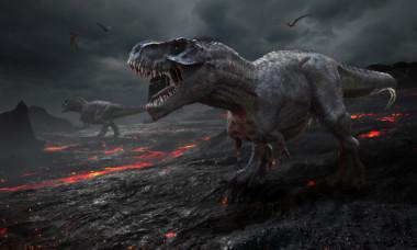 Adevarata cauza a disparitiei dinozaurilor. Ce sustin cercetatorii