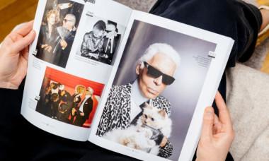 Ce face acum Choupette, pisica faimoasa a lui Karl Lagerfeld, la 1 an de la moartea creatorului de moda