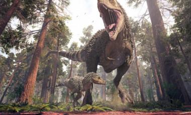 """""""Dinozaurii se plimbau prin padurile din Antarctica"""", sustin expertii. Cum ar fi fost posibil"""
