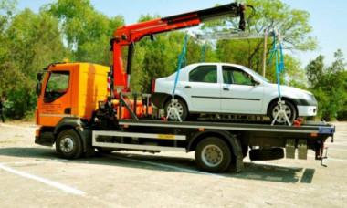 Tarifele și locurile unde vor fi depozitate mașinile care vor fi ridicate din București