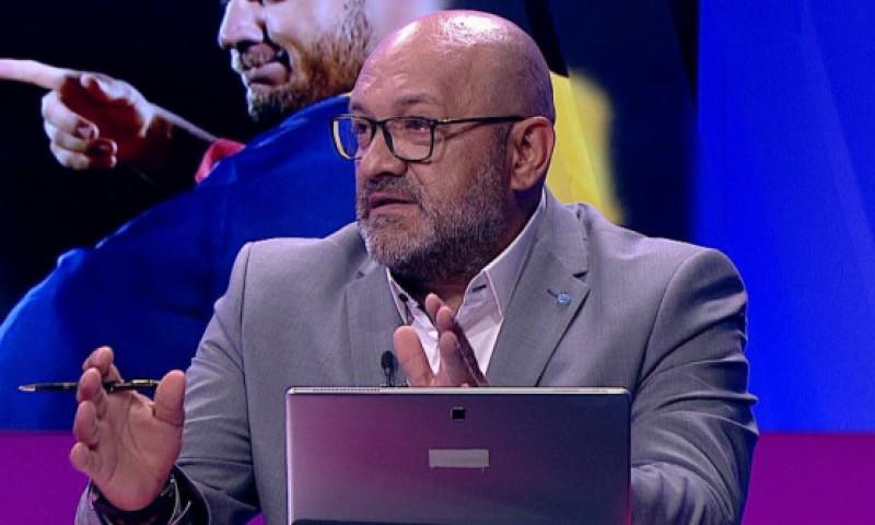 """Matinalii Digi FM - Gabi Balint: """"Maradona a fost altfel. Știai că n-ai să te poți ridica la nivelul lui niciodată"""""""