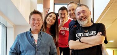 Pavel Bartoș, curiozități de la Vocea României