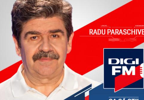 Radu Paraschivescu, despre Adrian Mutu: Vine târând după el tinichelele unui tabloidism sălbatic