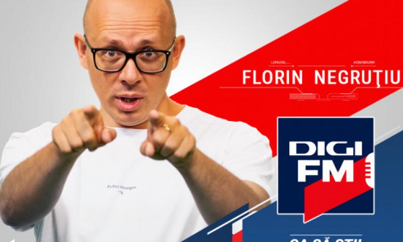 Matinalii Digi FM - Florin Negruțiu: Dacă Gabriela Firea câștiga alegerile, se întorcea la PSD pe un cal alb și prelua partidul