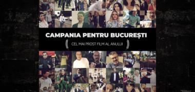 VIDEO Recorder: Cum a arătat campania candidaților la Primăria Capitalei