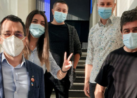 Matinalii Digi FM- Vlad Voiculescu: Nicușor Dan rămâne independent