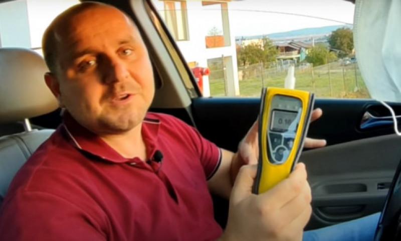 Matinalii Digi FM - Experimentul unui polițist: Cum îți poți pierde permisul din cauza dezinfectantului de mâini