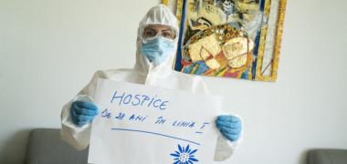 Mirela Nemțanu, director executiv HOSPICE Casa Speranței: Pacienții incurabili nu au timp să aștepte să treacă pandemia