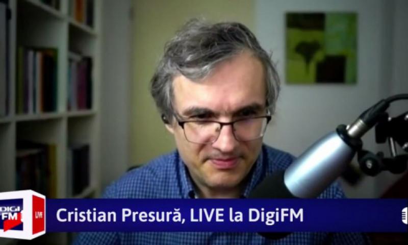 """Fizicianul Cristian Presură: """"Teoriile conspirației nu sunt, în realitate, atât de populare"""""""