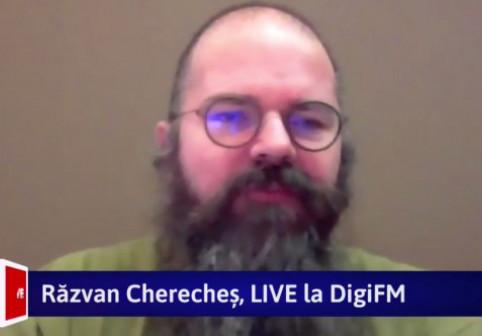 Răzvan Cherecheș: Deschiderea heirupistă a școlilor, bazată pe numerele de acum, e o decizie pur politică fără nici un suport științific