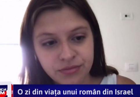 INTERVIU - O zi din viața unui român din Israel