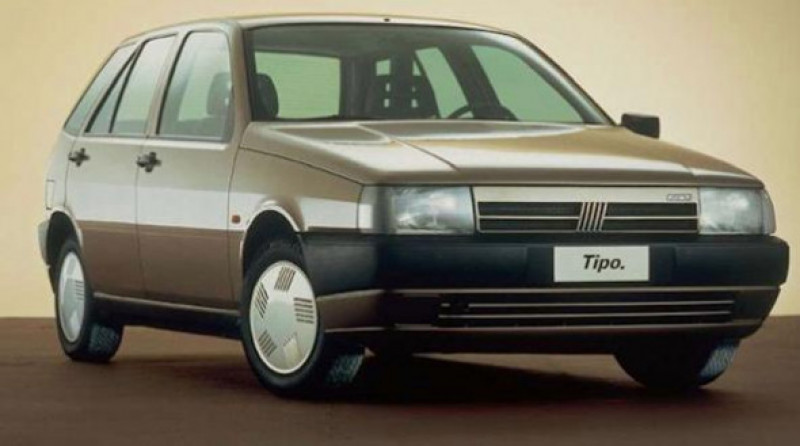 La prima Fiat Tipo