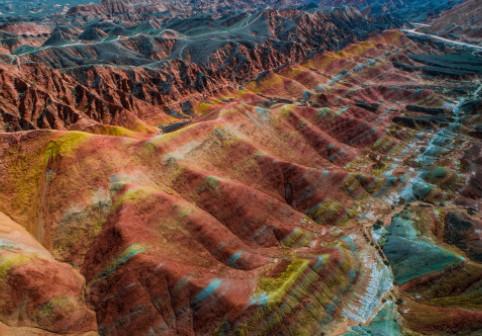 Cele mai spectaculoase fenomene naturale. Imagini care par desprinse din alte lumi