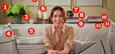Cum arată sufrageria lui Meghan Markle și a prințului Harry. Imaginile difuzate într-o emisiune TV au făcut furori pe internet