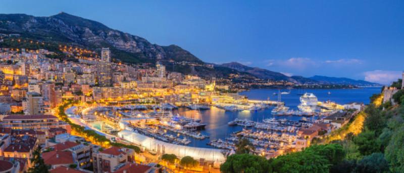 Cele mai mici țări din lume - Monaco