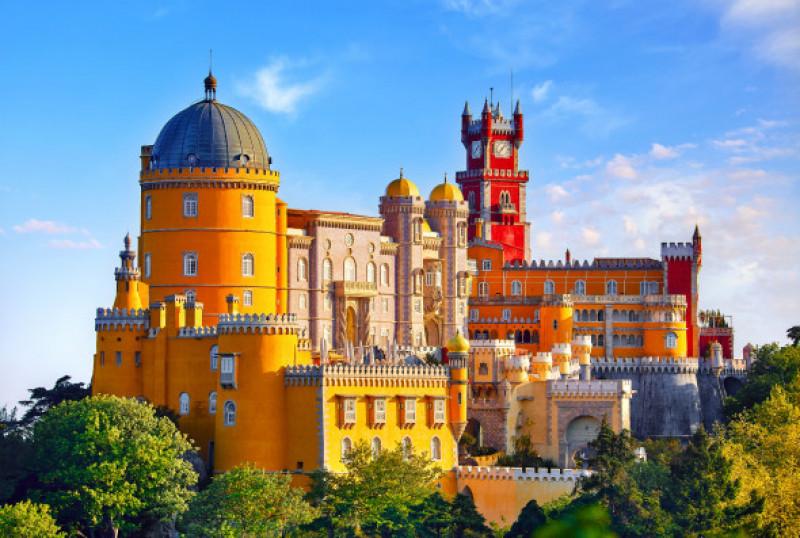 Palatul Pena – Sintra, Portugalia
