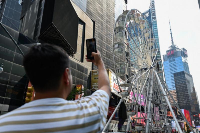 Daily life, New York, USA - 25 Aug 2021