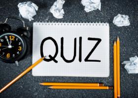 Crezi că ești mai inteligent decât un copil de 8 ani? Un test de cultură generală îţi testeză cunoştiinţele învăţate în școala primară