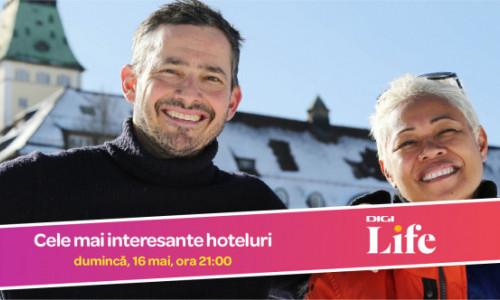 Hai în Digi Online să vezi Cele mai spectaculoase hoteluri, duminică de la 21:00. Un jurnalist și un bucătar-șef călătoresc în toată lumea și ne arată secretele hotelurilor de lux.