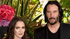 """Winona Ryder și Keanu Reeves, căsătoriți de un preot român? """"Cred că suntem soț și soție de 26 de ani"""""""