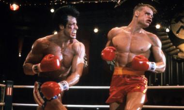 """Adevărul despre relația dintre Sylvester Stallone și Dolph Lundgren din timpul filmărilor la """"Rocky IV"""""""