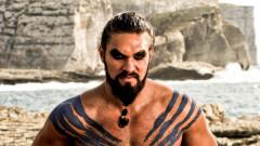 Imagini incredibile cu Jason Momoa de la preselecțiile pentru Game of Thrones. Uite cum s-a transformat în Khal Drogo