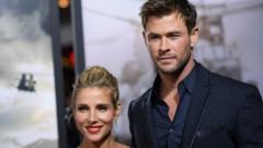 Soția lui Chris Hemsworth, siluetă de invidiat după 3 nașteri. Cum a impresionat într-o rochie transparentă, din perle