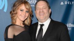Harvey Weinstein s-ar fi lăudat că s-a culcat cu Jennifer Lawrence. Ce spune actrița despre afirmațiile lui