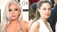 """Rolul iconic pe care Lady Gaga i-l poate """"sufla"""" Angelinei Jolie. Care e mai potrivită?"""