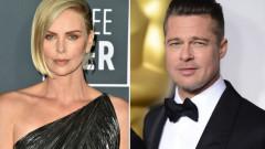 Sunt sau nu Brad Pitt și Charlize Theron împreună? Cum au fost surprinși cei doi