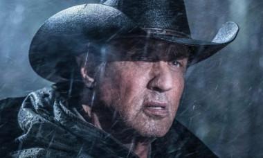 """Fotografia """"sângeroasă"""" prin care Sylvester Stallone promovează Rambo 5. Fanii au reacționat cu peste 300.000 de like-uri"""