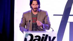 Clip cu Keanu Reeves de sute de mii de vizualizări în timp record. Mesajul transmis de actor fanilor