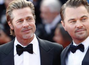 Ce poreclă a primit Brad Pitt de la Leonardo DiCaprio. Probabil puțini ar ghici