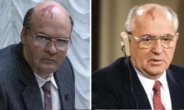 """GALERIE FOTO. Actorii din """"Chernobyl"""" vs persoanele reale pe care le-au jucat"""