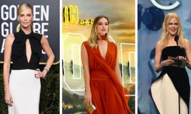 """""""Bombshell"""" cu Charlize Theron, Nicole Kidman și Margot Robbie are teaser oficial. Transformarea spectaculoasă a celebrelor actrițe"""