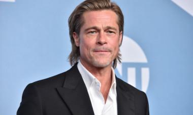 Fotografiile care fac înconjurul Internetului: Brad Pitt și Jennifer Aniston, în cele mai tandre ipostaze de la divorț încoace
