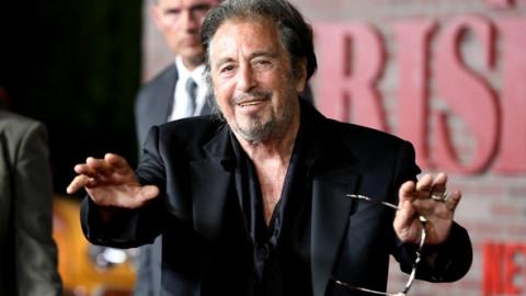 """Moment cu Al Pacino, viral pe Twitter. Cum a fost surprins legendarul actor în timpul galei """"Globurile de Aur"""""""