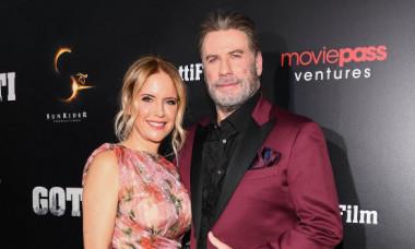 Tragedie în familia lui John Travolta. A murit Kelly Preston, soția actorului
