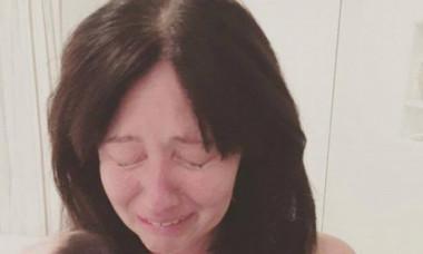 """Ce s-a întâmplat cu Brenda din """"Beverly Hills"""" după ce a dezvăluit că suferă de cancer în fază terminală. Imagini surprinzătoare cu vedeta"""