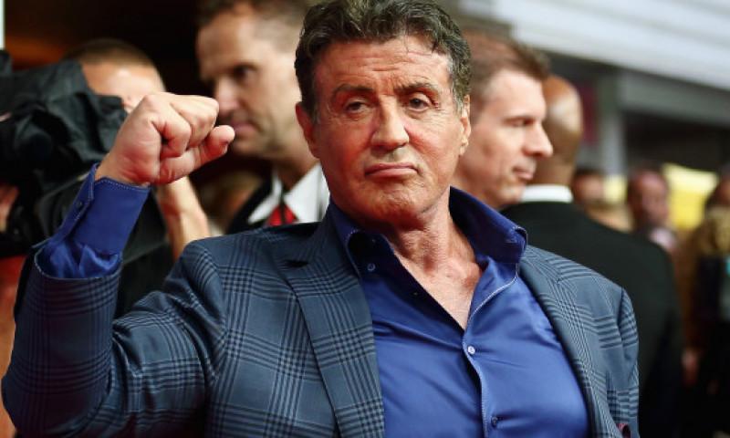 """Sylvester Stallone: """"Niciodată nu am arătat atât de bine"""". Fanii: E înfricoșător, imaginea asta intră în arhive"""""""