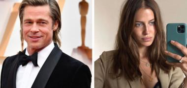 """""""Totul s-a terminat!"""". Brad Pitt și iubita sa, Nicole Poturalski, s-au despărțit. De ce și-au spus adio după doar 3 luni"""