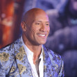 """Dwayne Johnson at Sony Pictures' """"Jumanji: The Next Level"""" World Premiere held at the TCL Chinese Theater in Hollywood, CA, December 9, 2019."""