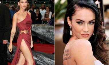 """A fost desemnată """"cea mai sexy femeie din lume"""" de numărate ori! Megan Fox, dovada că își merită statutul de sex simbol. Cum a apărut vedeta"""