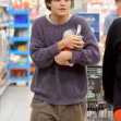 EXCLUSIVE: Jack Depp stops by a grocery store for a snack