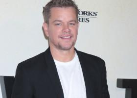 Matt Damon a venit cu mama la premiera noului său film. Imagini unice de pe covorul roșu