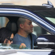 EXCLUSIVE: NO WEB BEFORE 3.30PM PST 21ST AUGUST 2021-- Channing Tatum And Zoë Kravitz Spotted In New York City