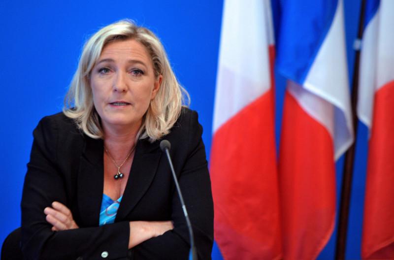 Marine le Pen Frontul National-AFP Mediafax Foto-PIERRE ANDRIEU